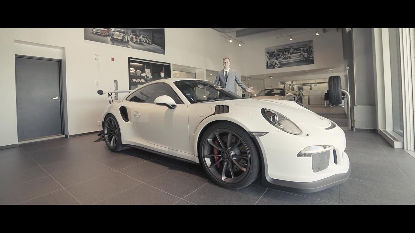 Vidéo Corporatif Porsche