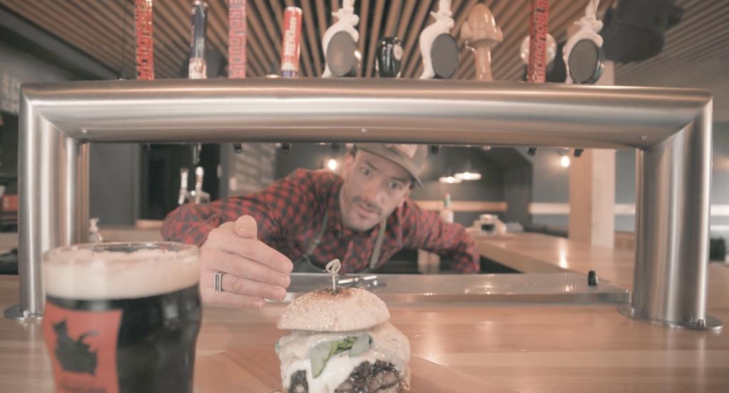 Le Laurentien Buvette Gourmande – Le burger parfait